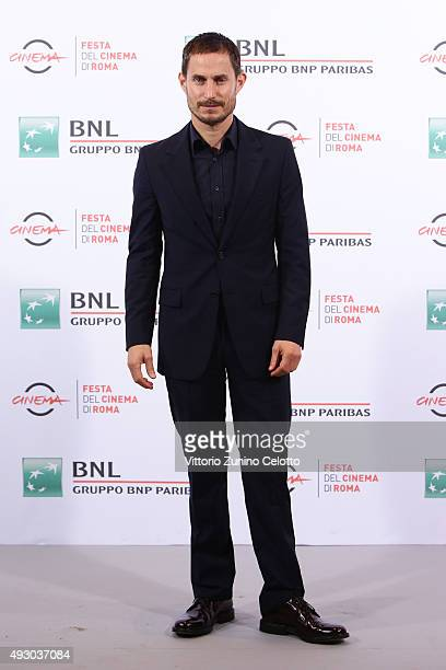 Clemens Schick Clemens Schickattends a photocall for 'Four Kings' during the 10th Rome Film Fest on October 17 2015 in Rome Italy