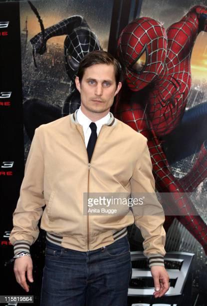 """Clemens Schick during """"Spider-Man 3"""" Berlin Premiere at Cinestar Cinema Berlin in Berlin, Berlin, Germany."""