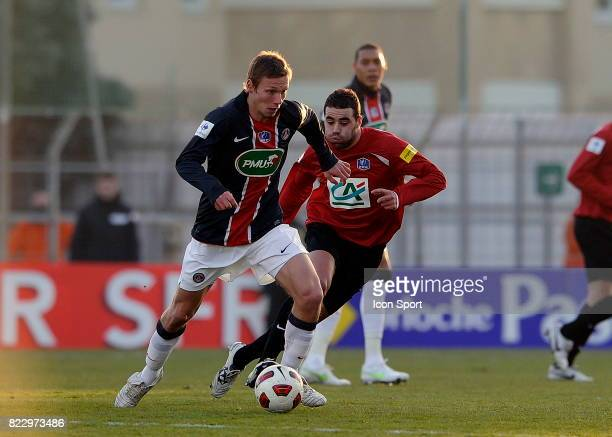 Clement CHANTOME Martigues / PSG 1/8 Finale Coupe de France