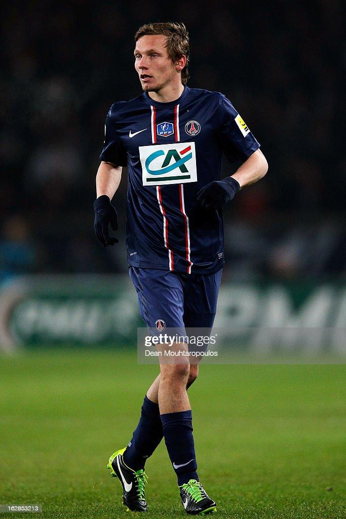 Paris Saint-Germain FC v Marseille Olympic OM - French Cup