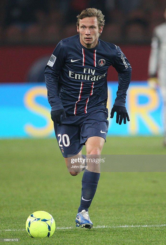 Paris Saint-Germain FC v Evian Thonon Gaillard FC - Ligue 1