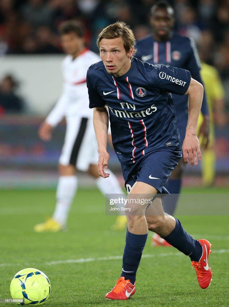 Paris Saint-Germain FC v OGC Nice - Ligue 1