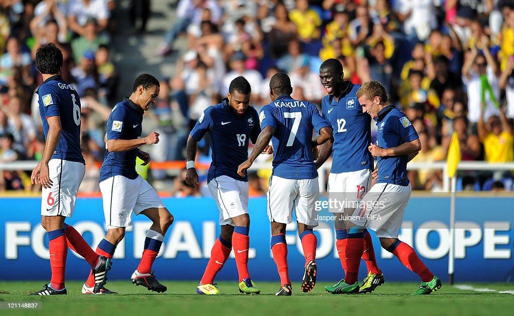 France v Nigeria: FIFA U-20 World Cup Colombia 2011 - Quarter Finals