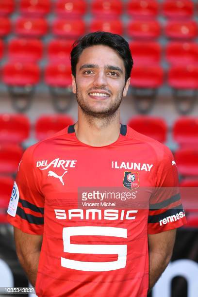 Clement Grenier of Rennes during the Rennes Photoshooting on September 17 2018 in Rennes France