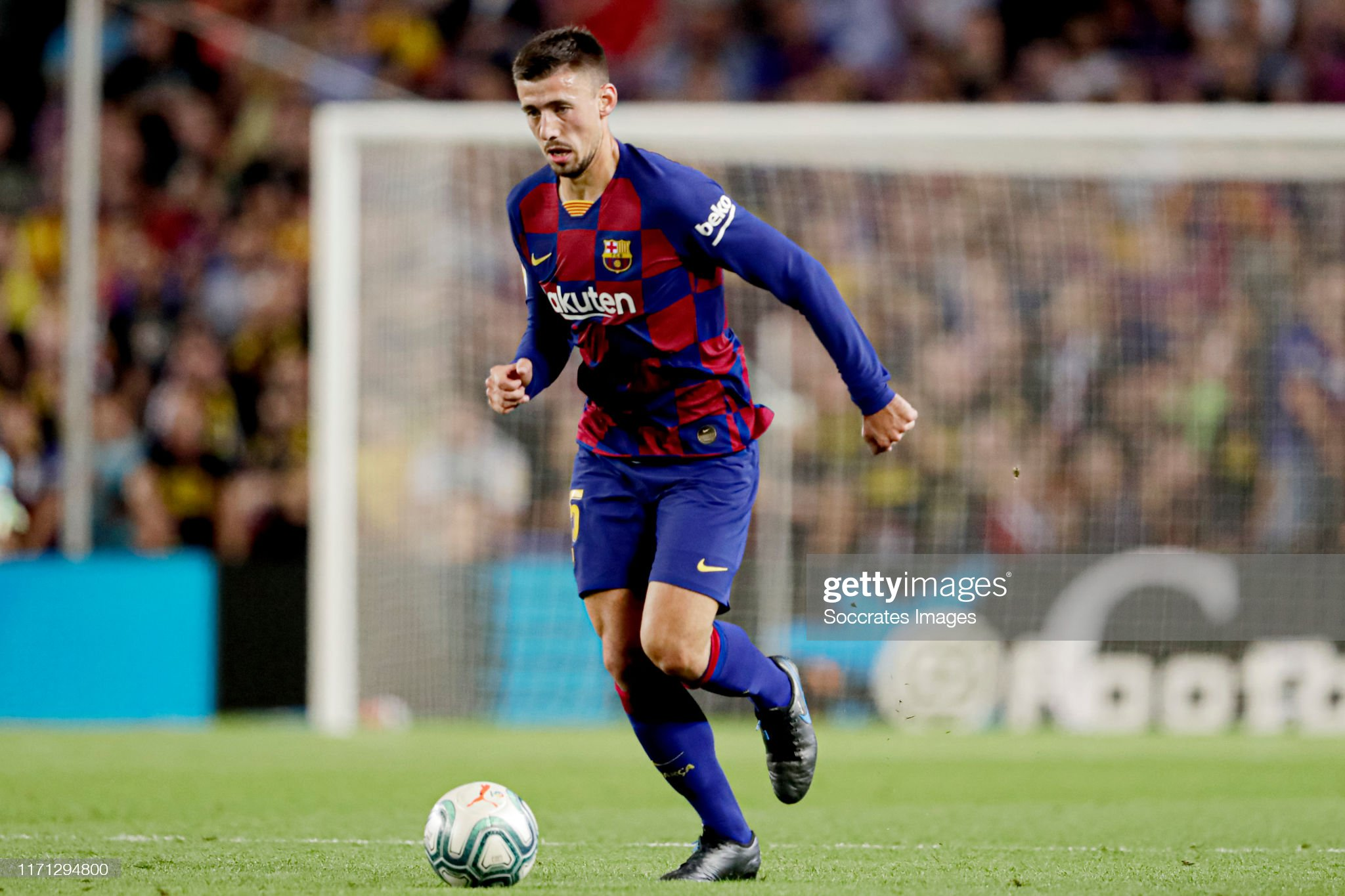صور مباراة : برشلونة - فياريال 2-1 ( 24-09-2019 )  Clement-lenglet-of-fc-barcelona-during-the-la-liga-santander-match-picture-id1171294800?s=2048x2048