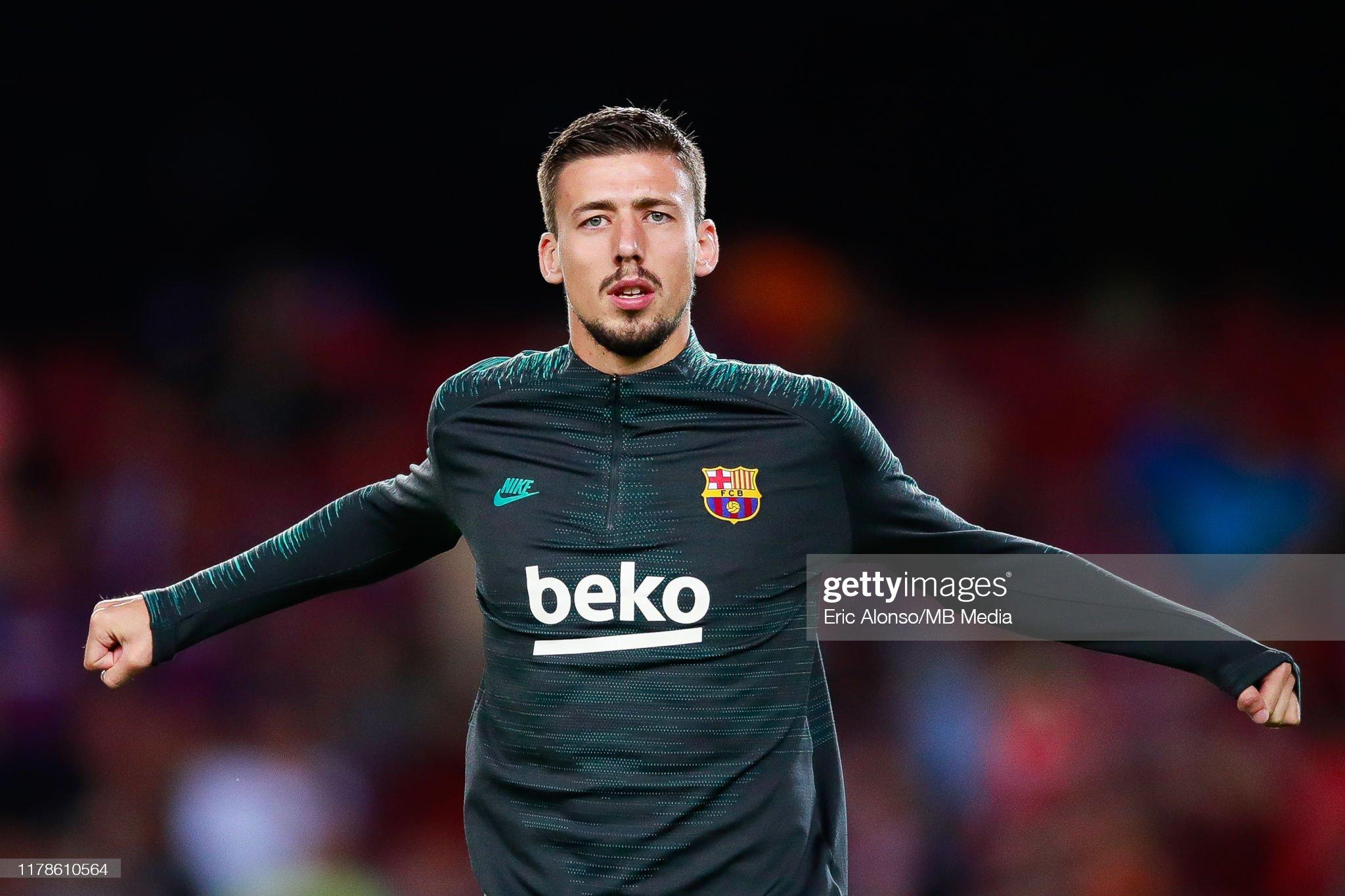 صور مباراة : برشلونة - إنتر 2-1 ( 02-10-2019 )  Clement-lenglet-of-fc-barcelona-during-the-warm-up-of-the-uefa-f-picture-id1178610564?s=2048x2048