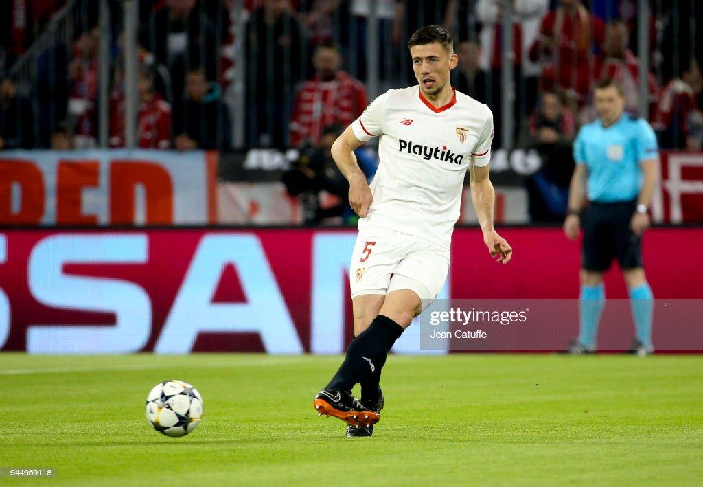 Bayern Muenchen v Sevilla FC - UEFA Champions League Quarter Final Second Leg : ニュース写真
