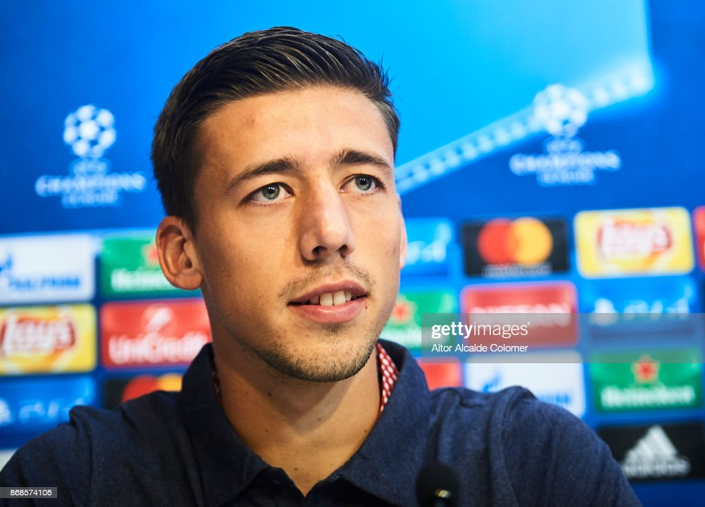 Sevilla FC & Spartak Moskva Training and Press Conference