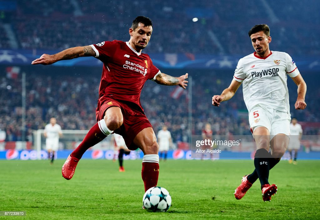 Sevilla FC v Liverpool FC - UEFA Champions League : News Photo