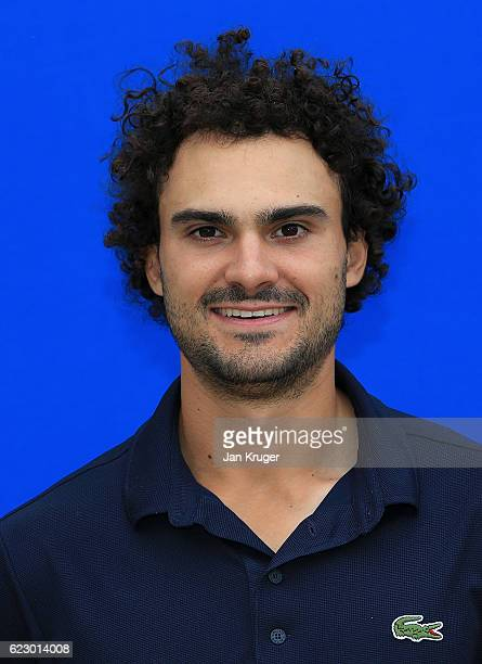 Clement Sordet of France during the second round of the European Tour qualifying school final stage at PGA Catalunya Resort on November 13 2016 in...