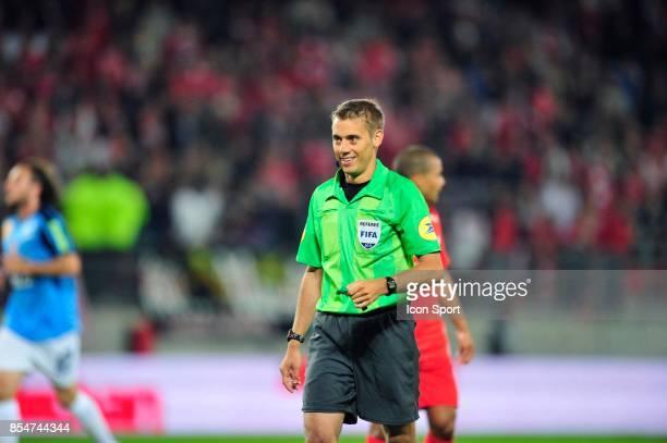Clement TURPIN Valenciennes / Brest 2eme journee de Ligue 1