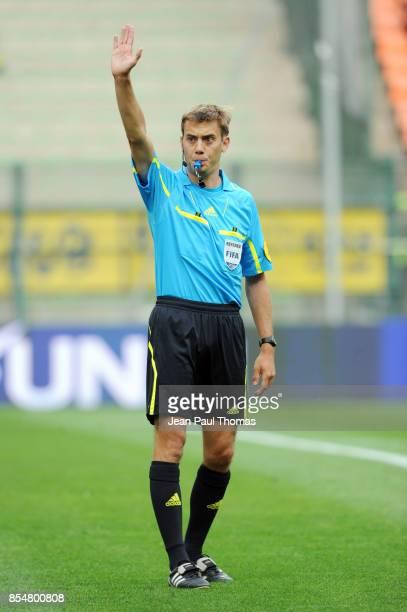 Clement TURPIN Saint Etienne / Sochaux 2eme journee de Ligue 1 Stade Geoffroy Guichard Saint Etienne