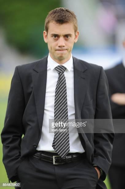 Clement TURPIN Evian Thonon / Metz 38eme journee de Ligue 2