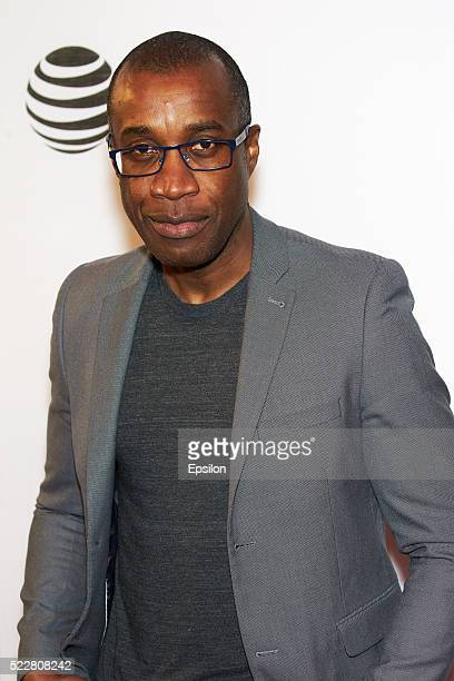 Clement Virgo attends the Tribeca Tune In Greenleaf during 2016 Tribeca Film Festival at John Zuccotti Theater at BMCC Tribeca Performing Arts Center...