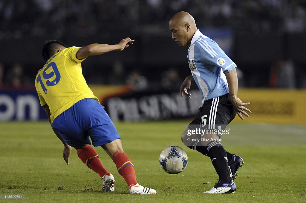 Argentina v Ecuador - South American Qualifiers