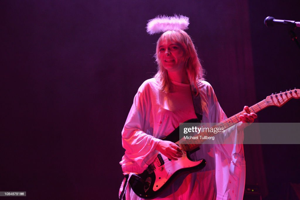 Clementine Creevy Of Cherry Glazerr Performs At Kcrw S