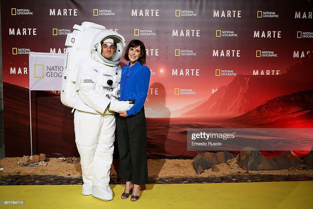 'Marte' Premiere In Rome
