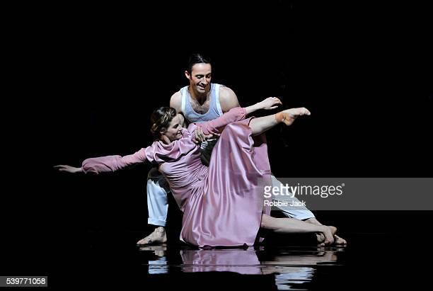 Clemmie Sveaas As Princess And Aaron Sillis Leo In Javier De Frutoss The Most