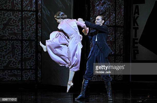 Clemmie Sveaas As Princess And Ivan Putrov Karl Aaron Sillis Leo In Javier De