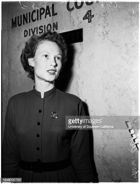 Clemons bigamy preliminary, 30 January 1952. Mrs Alta Clemons -- 18 years ;Mrs Beverly Ann Clemons -- 17 years ;Kenneth E Clemons -- 21 years ..