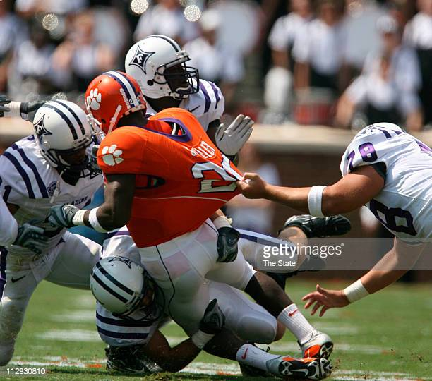 Furman V Clemson Pictures and Photos - Getty Images