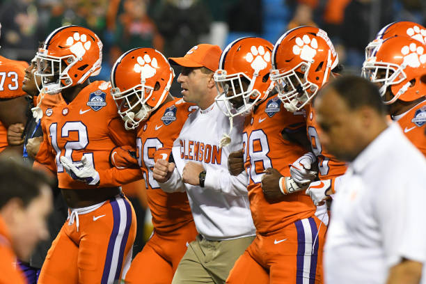 COLLEGE FOOTBALL: DEC 02 ACC Championship Game Pictures ...