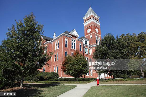 clemson university - clemson south carolina stock pictures, royalty-free photos & images