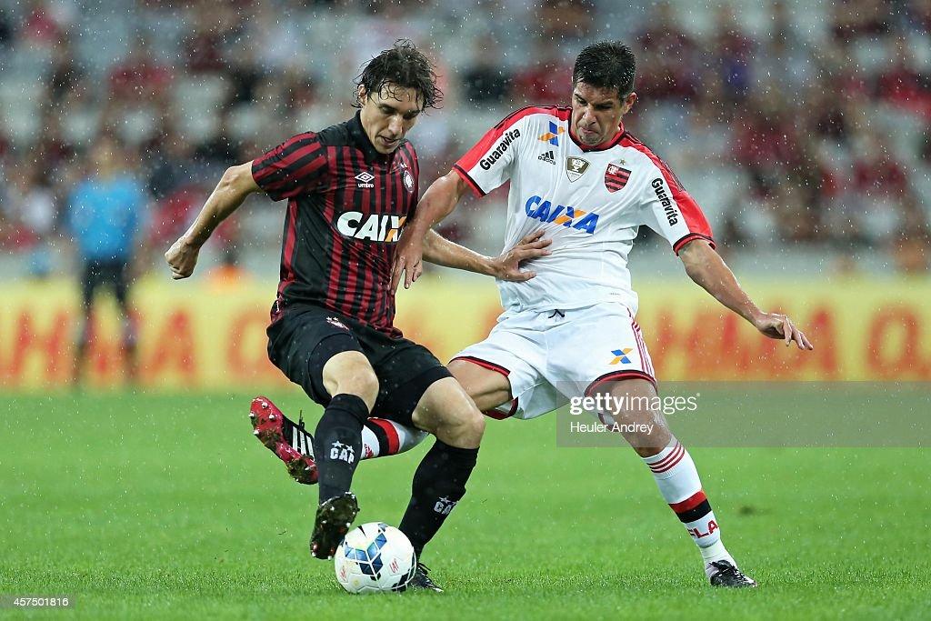 Atletico PR v Flamengo - Brasileirao Series A 2014