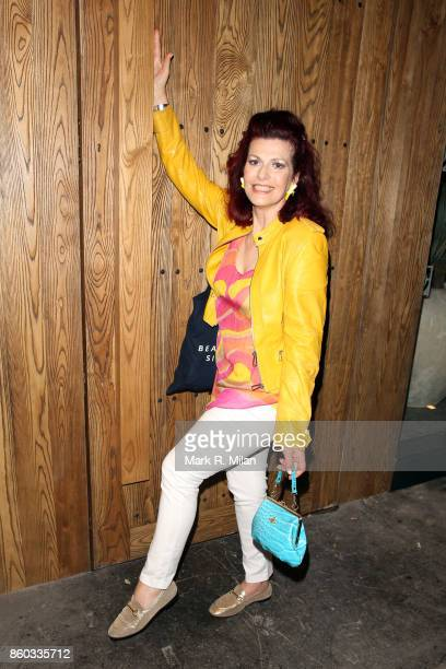 Cleo Rocos attending the Cantina Laredo launch party on October 11 2017 in London England