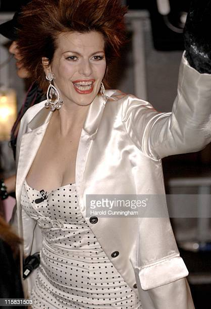 Cleo Rocos during Celebrity Big Brother Fourth and Fifth Eviction at Elstree Studios in London Great Britain