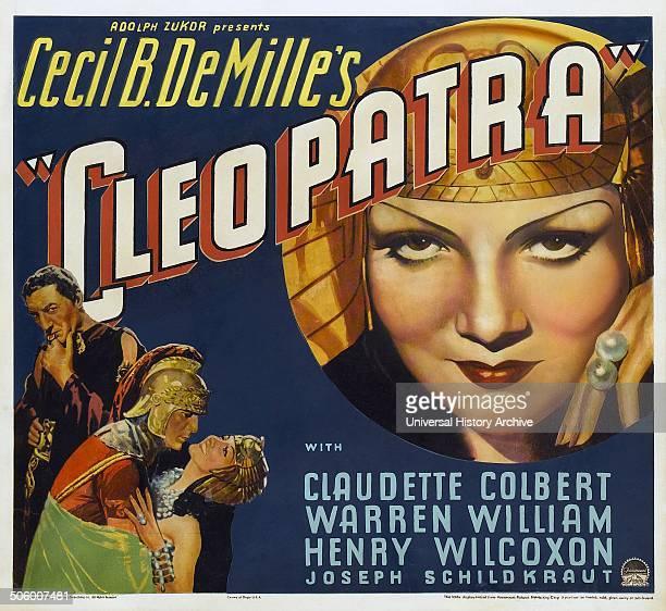 'Cleopatra' a 1963 BritishAmericanSwiss epic drama film starring Elizabeth Taylor Richard Burton Rex Harrison Roddy McDowall and Martin Landau