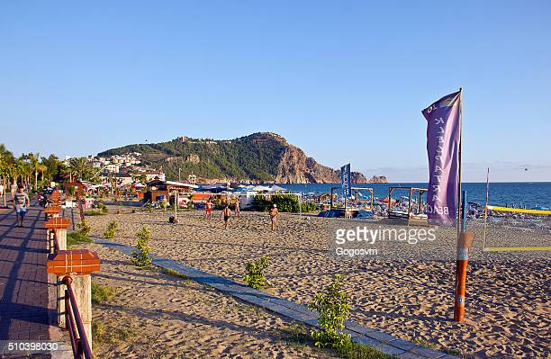 Cleopatra beach Alanya Turkey