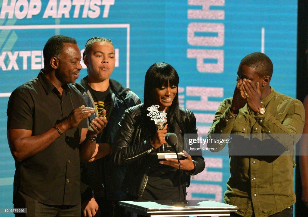 BET Hip Hop Awards 2018 - Show : News Photo