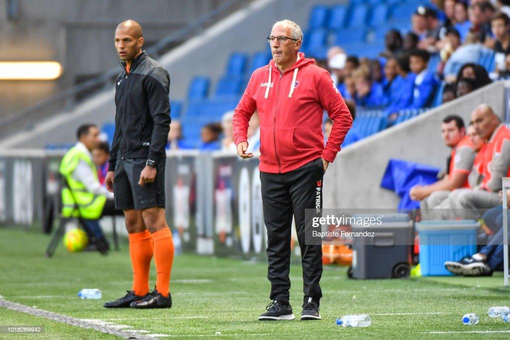 Le Havre v Clermont - Ligue 2