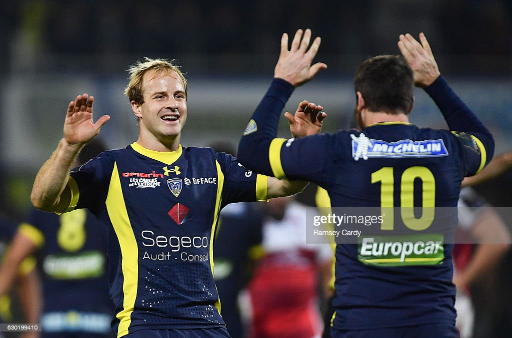 ASM Clermont Auvergne v Ulster Rugby - European Rugby Champions Cup