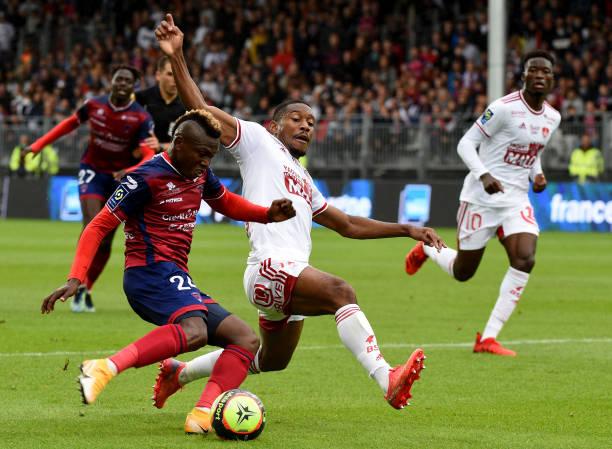 FRA: Clermont Foot v Stade Brestois 29 - Ligue 1 Uber Eats