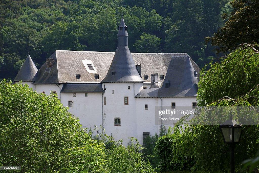 View on Clervaux Castle : Nieuwsfoto's