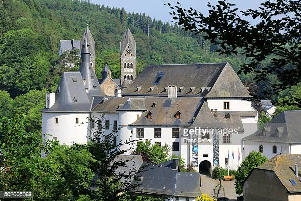 Clervaux is a small town in northern Luxemburg. The city was the site of heavy fighting during World War II, in December 1944. It is well known for...