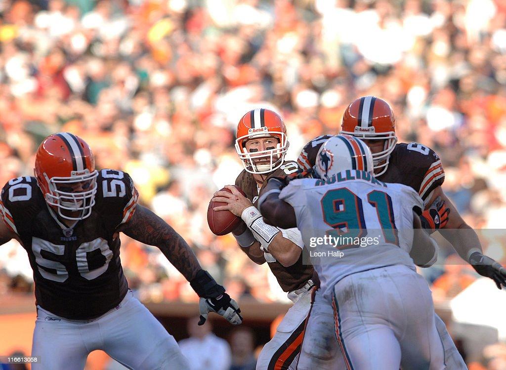 Miami Dolphins vs Cleveland Browns - November 20, 2005
