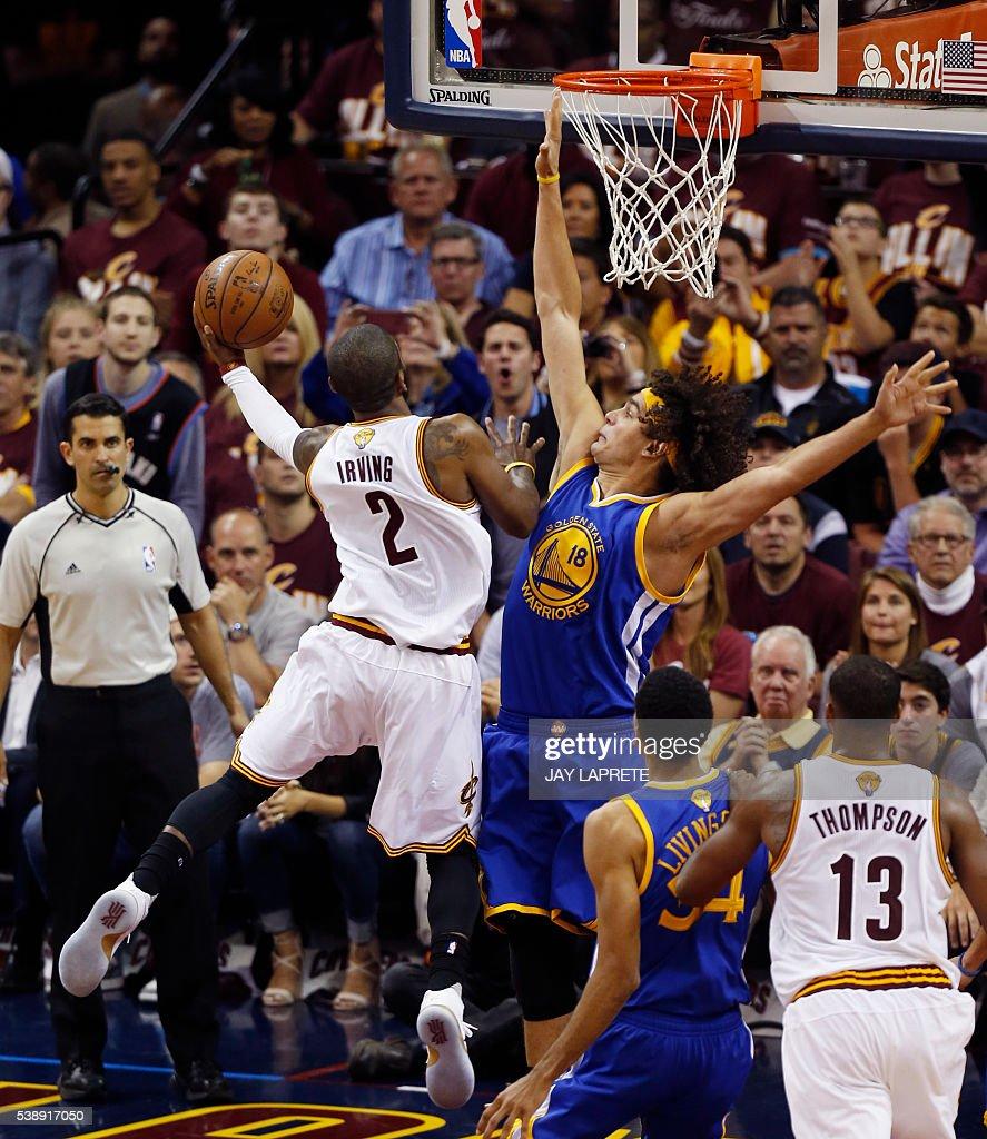 BKN-NBA-FINALS-CAVALIERS-WARRIORS-GAME 3 : News Photo