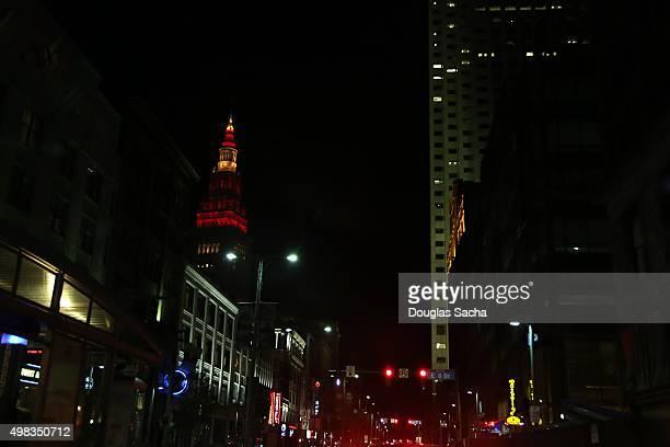 Cleveland City Street