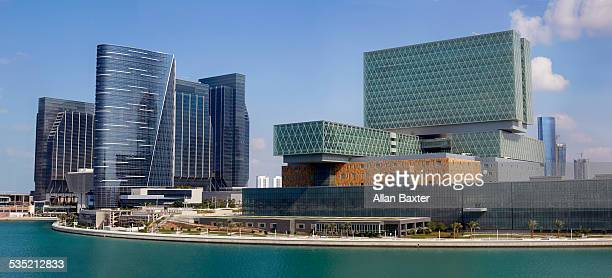 Cleveland clinic Abu Dhabi ay Al Maryah Island