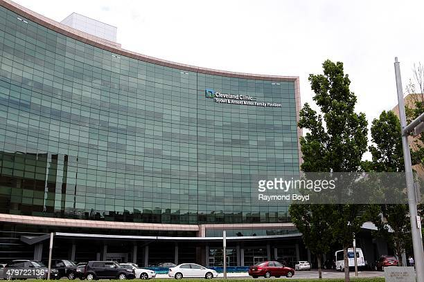 Cleveland Clinic on June 19 2015 in Cleveland Ohio