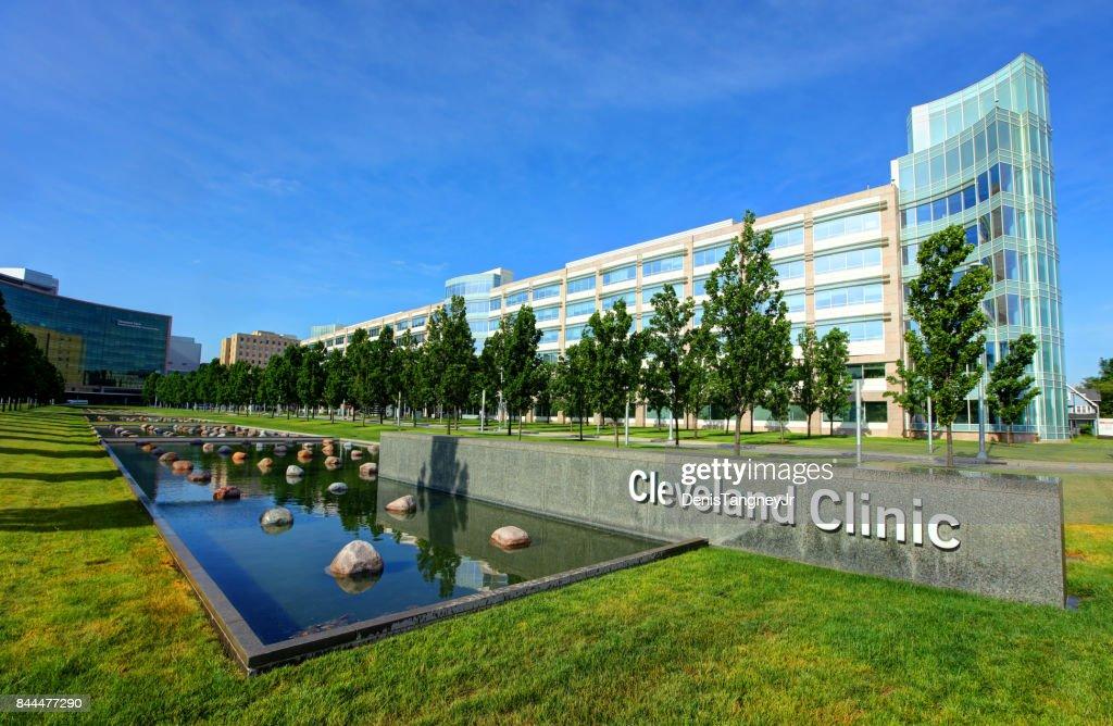 Cleveland Clinic : Stock Photo