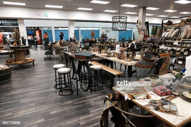 Cleveland Creek store has seen noticeable less people in their store since the hail storm as many stores have not opened back up Rachel Lucero...