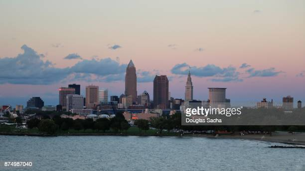 Cleveland Downtown skyline