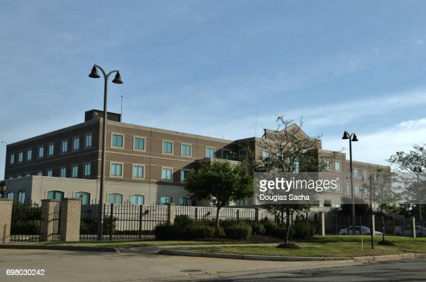fbi cleveland field office, federal bureau of investigation, clevleand, ohio, usa - fbi id stock pictures, royalty-free photos & images