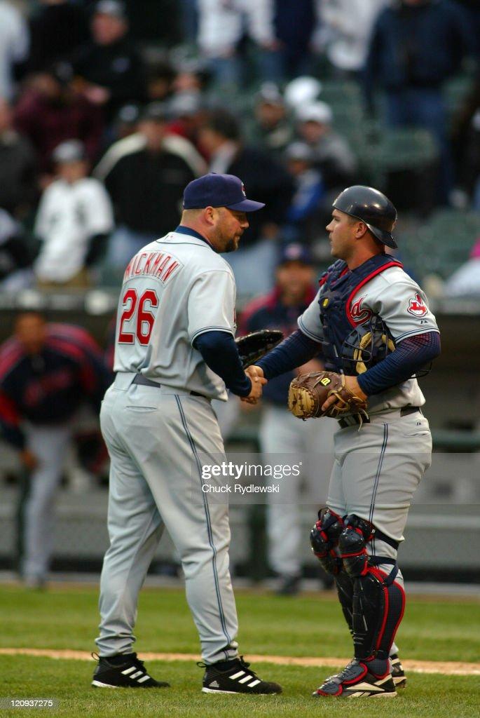 Cleveland Indians vs Chicago White Sox - April 5, 2006