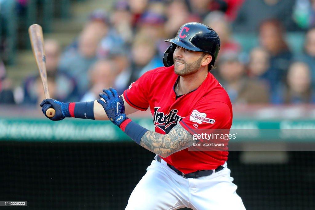 MLB: MAY 08 White Sox at Indians : News Photo
