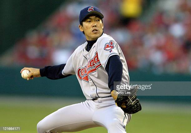 Cleveland Indians starter Kazuhito Tadano allowed four hits two runs walked one and had five strikeouts in 6 1/3 innings of an 85 victory over the...